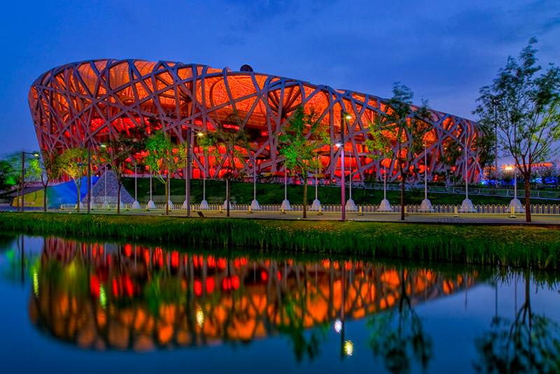 استادیوم ملی چین (آشیانه پرنده)