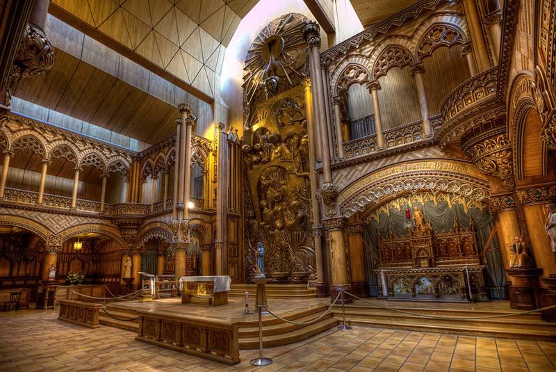 کلیسای نوتردام مونترال