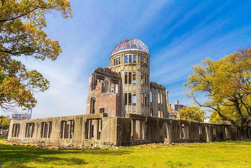 موزه و پارک صلح هیروشیما