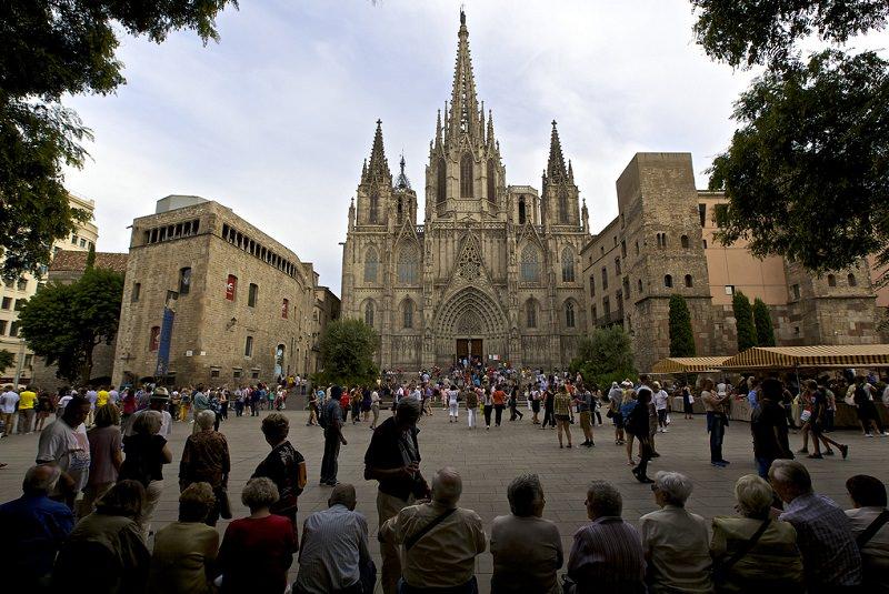 کلیسای جامع بارسلون