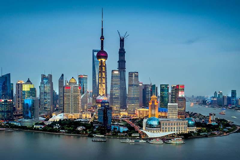 برج تلویزیون شانگهای