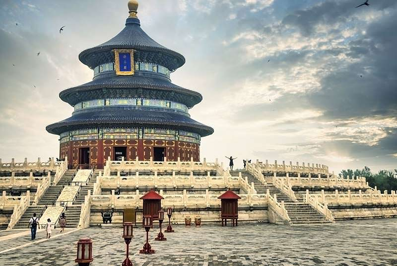 معبد آسمان پکن