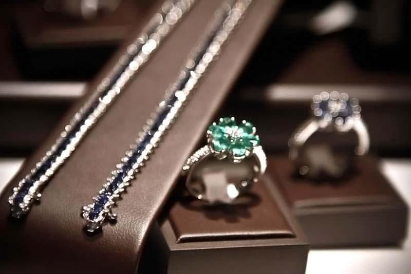 نمایشگاه جواهرات ویچنزا