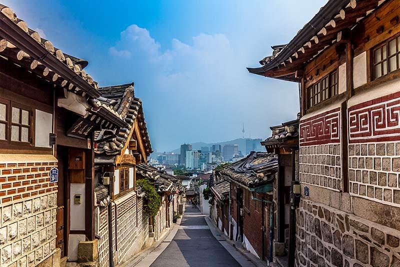 بوکچون هانوک کره جنوبی