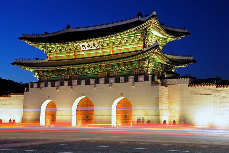 کاخ گیونگ بوک گانگ سئول
