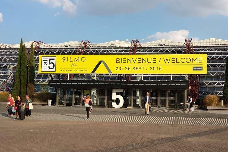 نمایشگاه عینک سیلمو پاریس