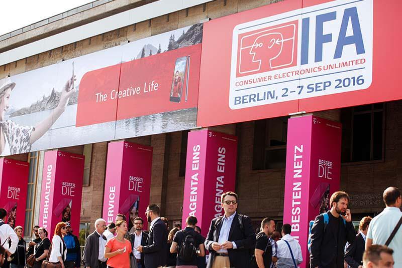 نمایشگاه IFA برلین