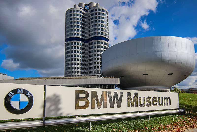 موزه بی ام و (بی ام دبلیو)