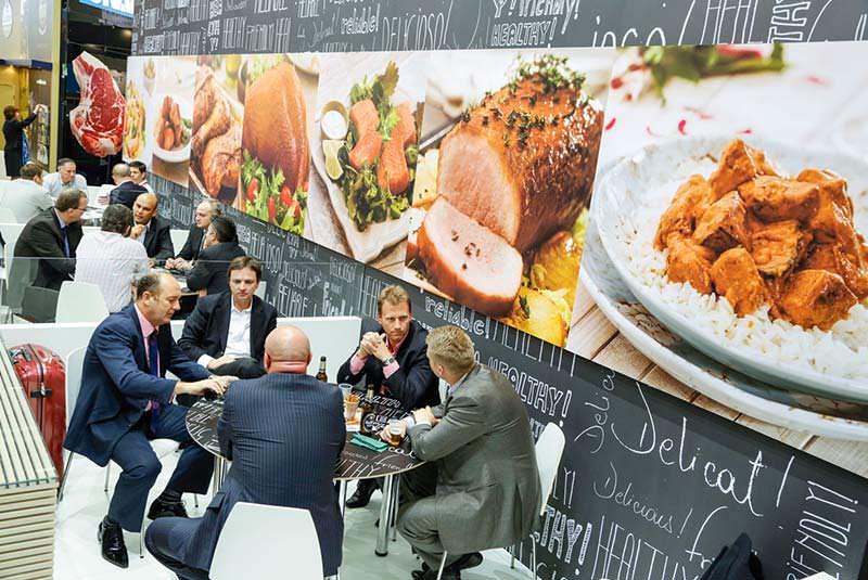 نمایشگاه صنایع غذایی آنوگا