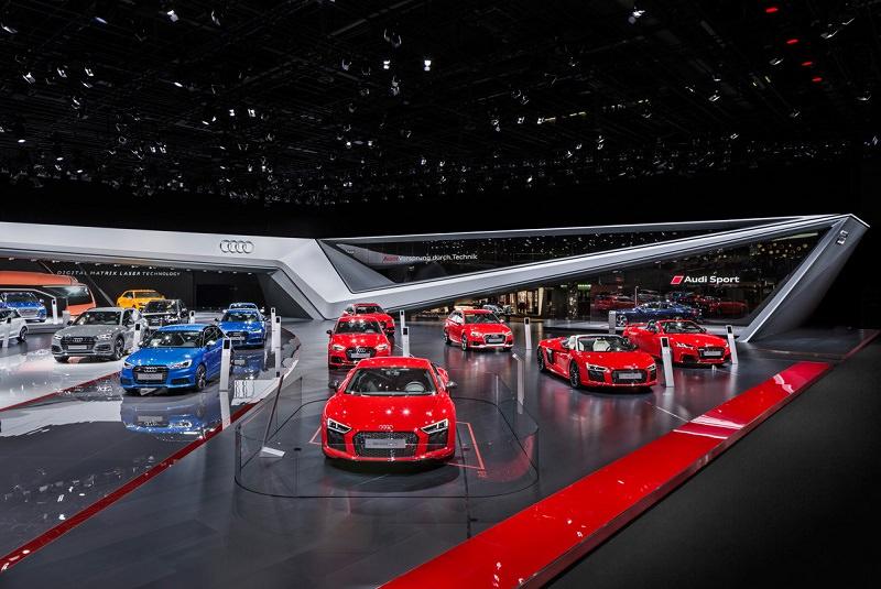نمایشگاه ماشین IAA