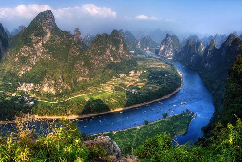 رودخانه لی در گویلین