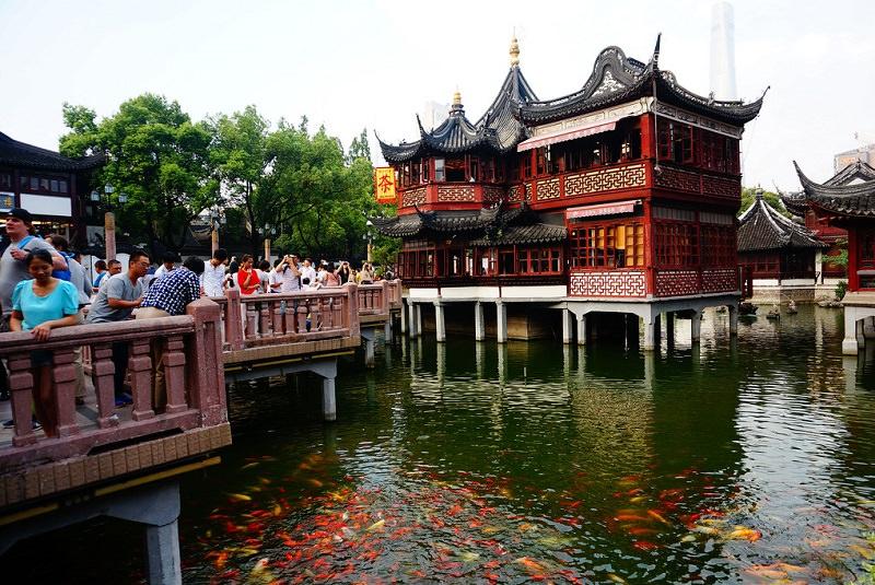 محله قدیمی شانگهای