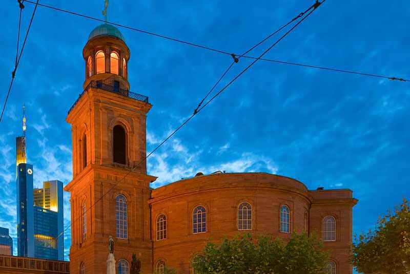کلیسای سنت پاول فرانکفورت