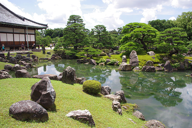 قلعه نیجو کیوتو