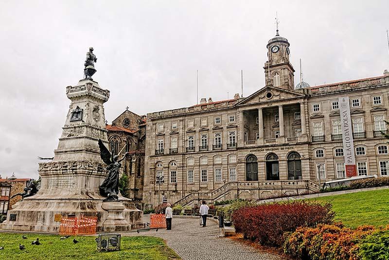 کاخ دا بولسا پورتو