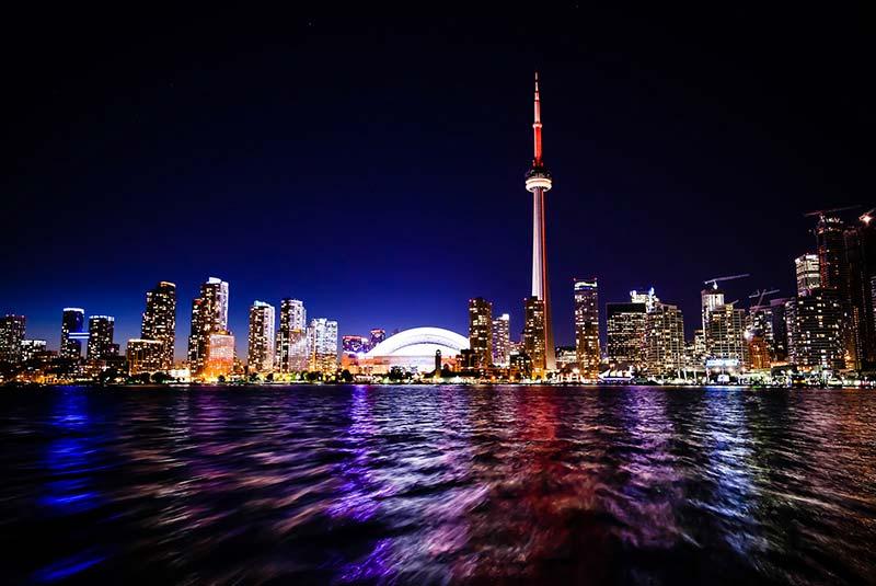 برج CN تورنتو ،کانادا