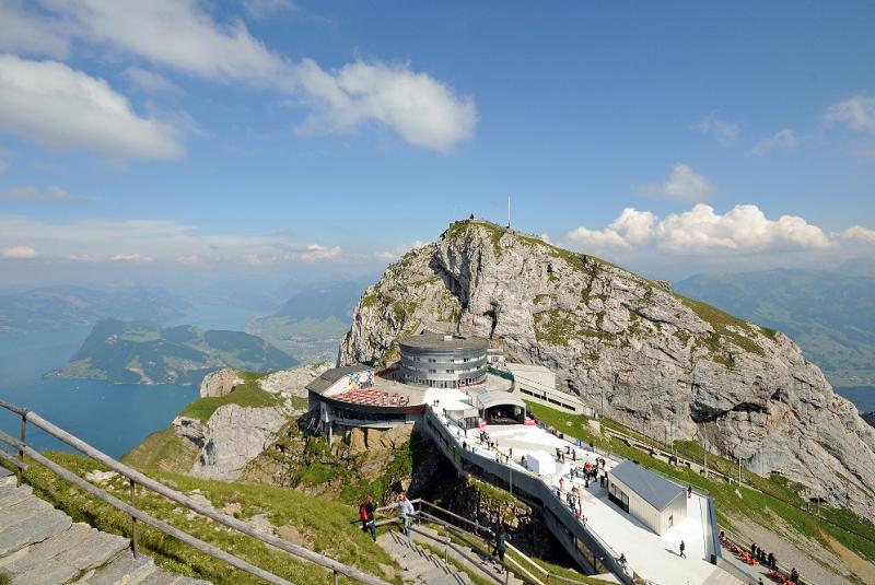 کوه پیلاتوس سوئیس