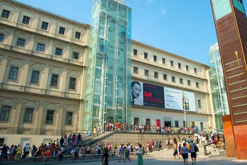 موزه رینا سوفیا مادرید