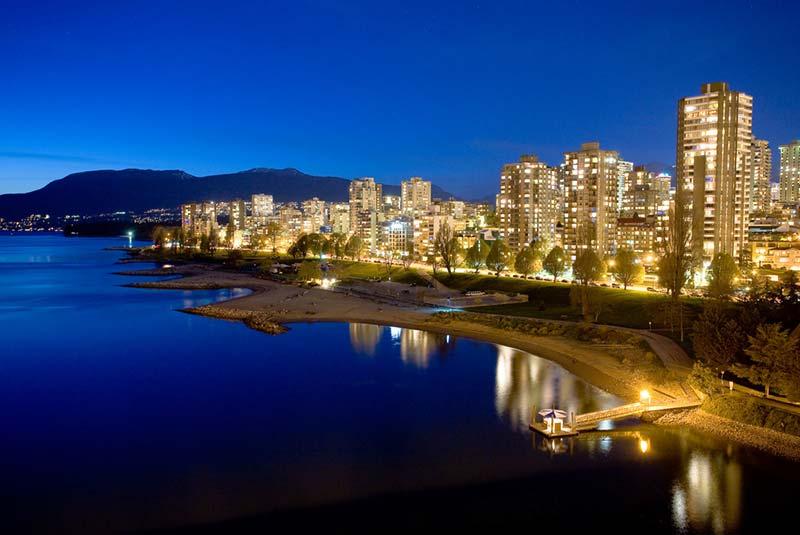 خلیج انگلیسی ها ونکوور