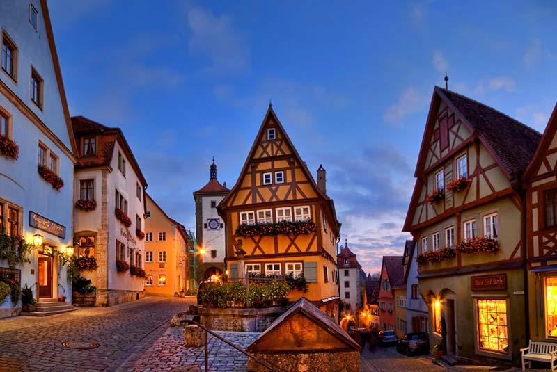 محله آلمانی ها در استراسبروگ