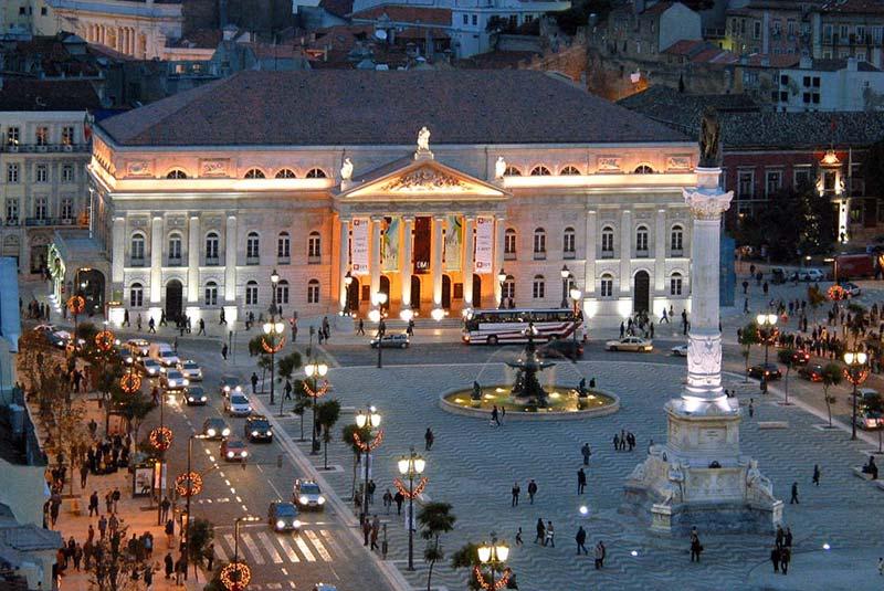 تئاتر ملی لیسبون