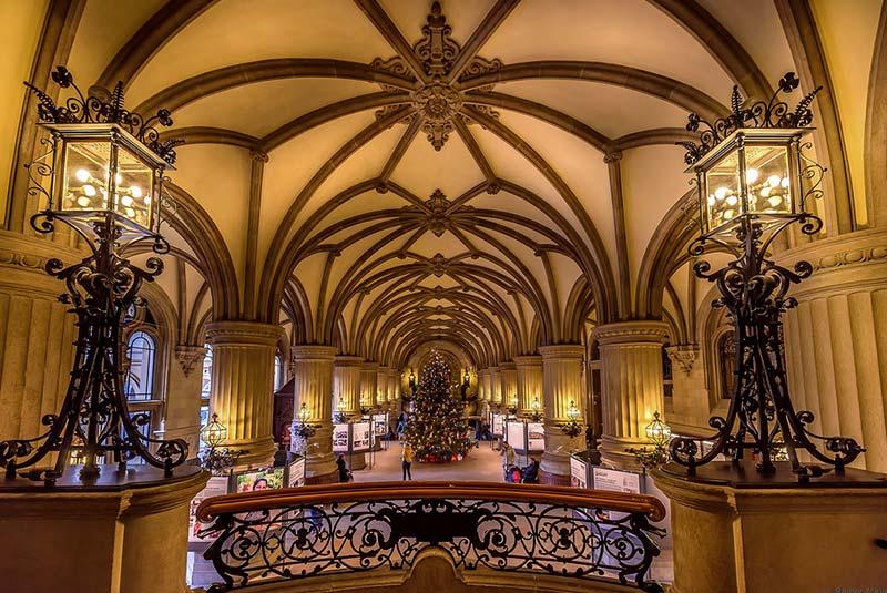ساختمان شورای شهر هامبورگ