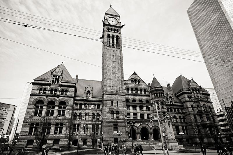 ساختمان قدیم شهرداری تورنتو