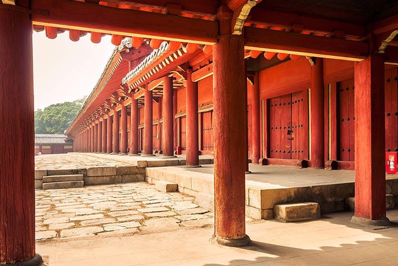 معبد جونگمیو سئول