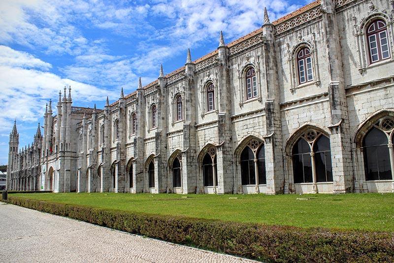 صومعه جرونیموس لیسبون