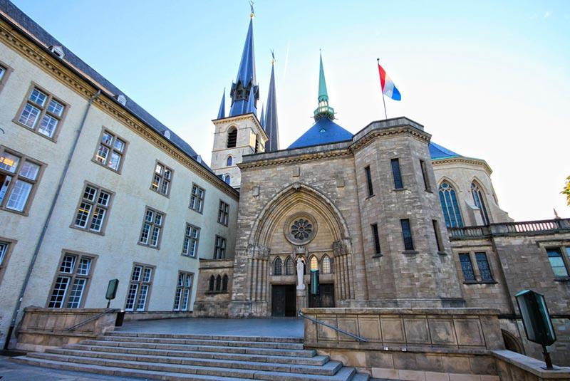 کلیسای جامع لوکزامبورگ