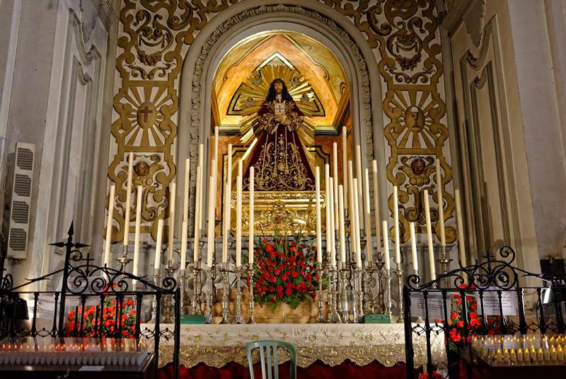 کلیسای سانتیاگو مالاگا