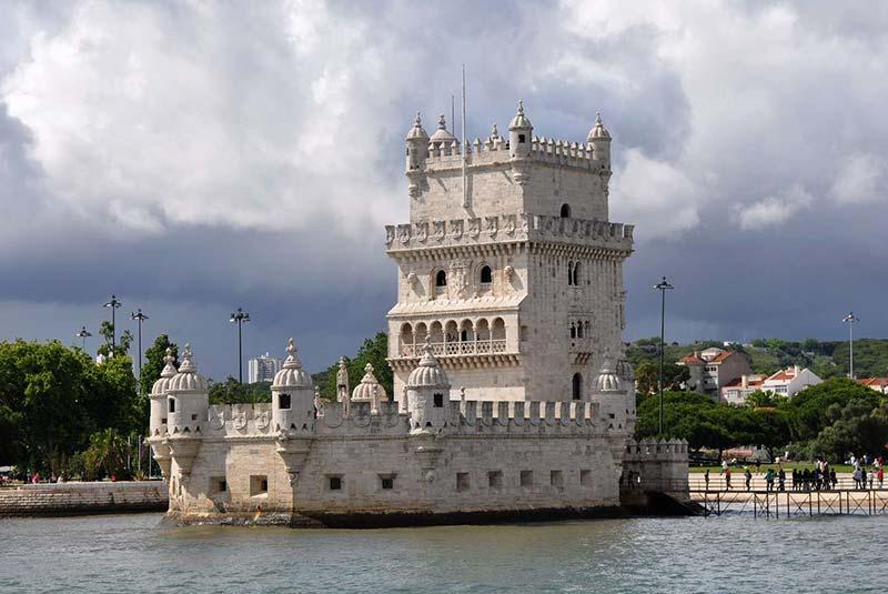 برج بلم لیسبون (پرتغال)