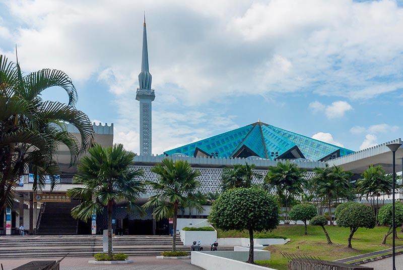 مسجد نگارا کوالالامپور