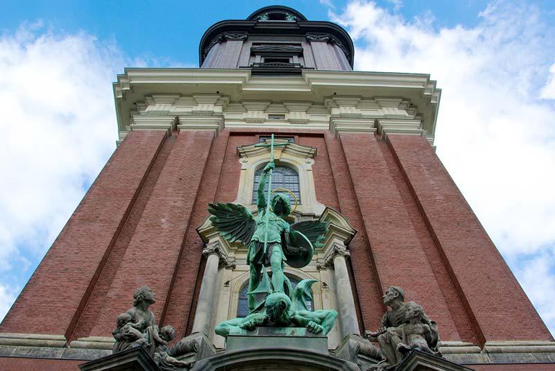 کلیسای سنت میشل در هامبورگ