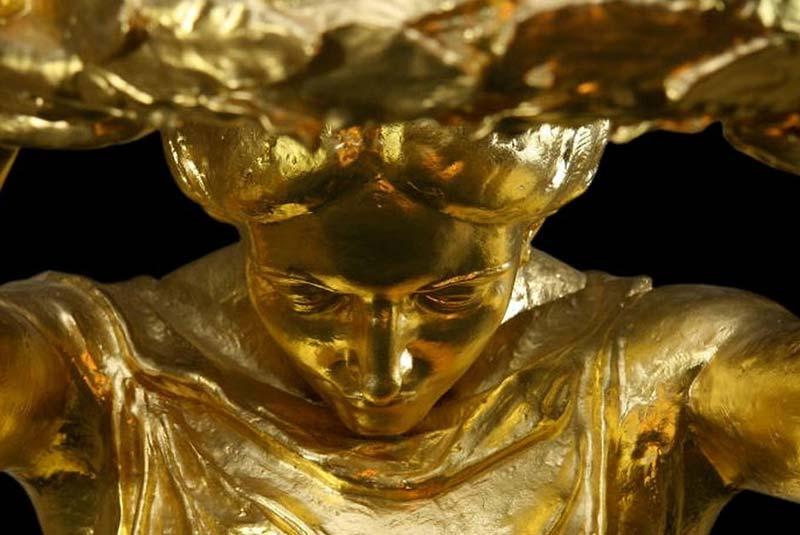 یادبود بانوی طلایی لوکزامبورگ