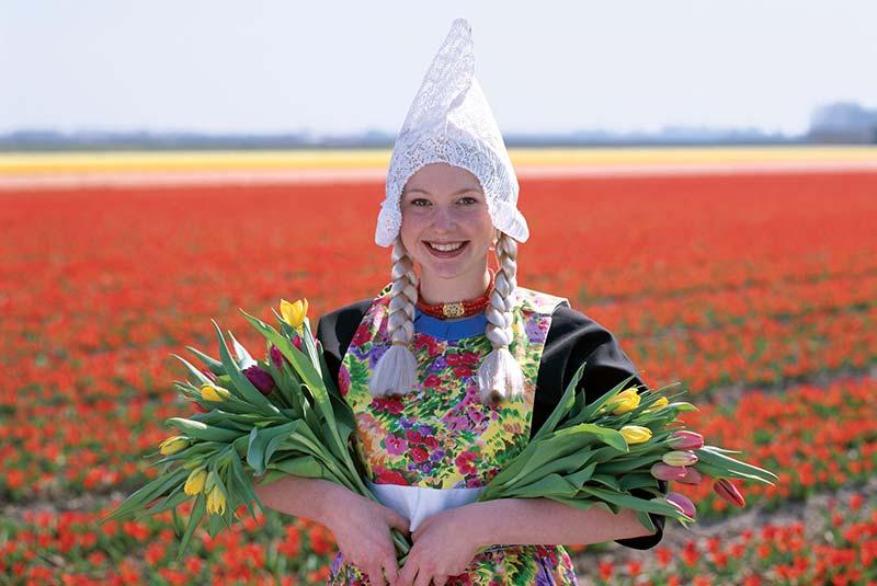 آداب و رسوم هلندی ها