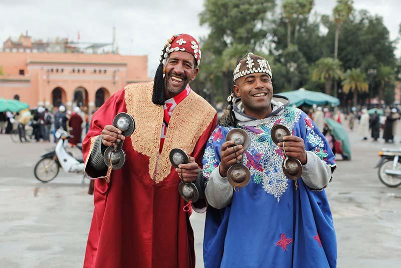 آداب و رسوم مراکش