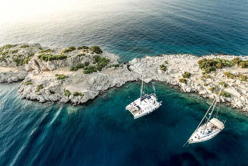 دیدنی های هیدرا یونان