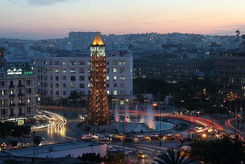 دیدنی های تونس