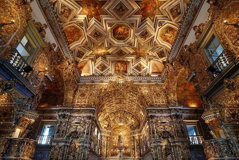 کلیسای سائو فرانسیسکو پورتو