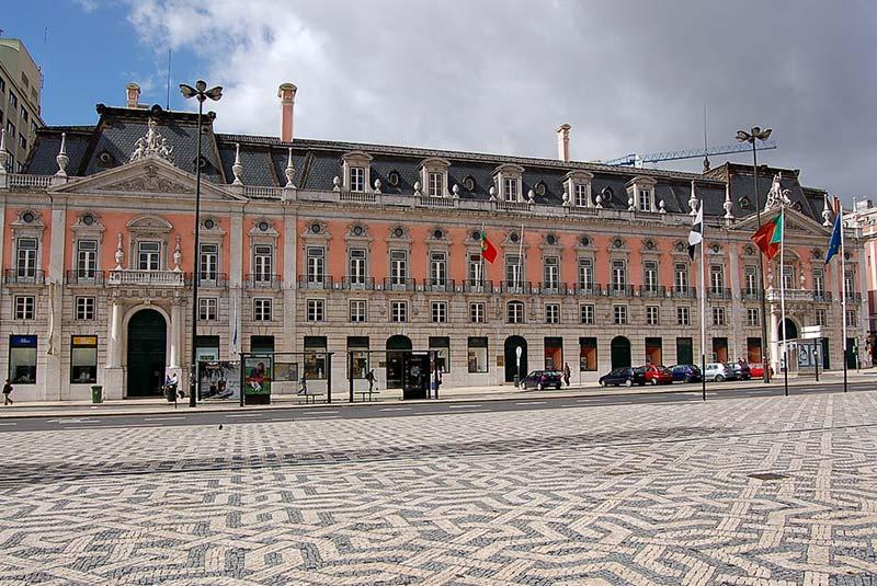 میدان رستاورادوریس لیسبون