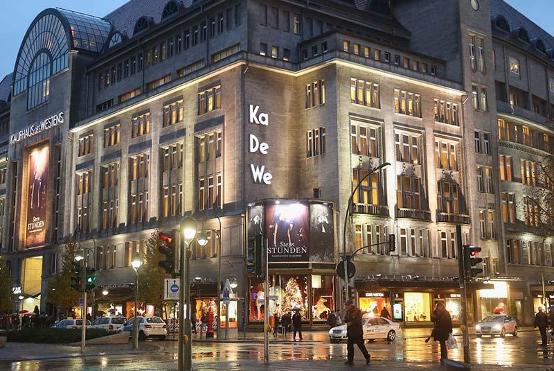 مراکز خرید برلین