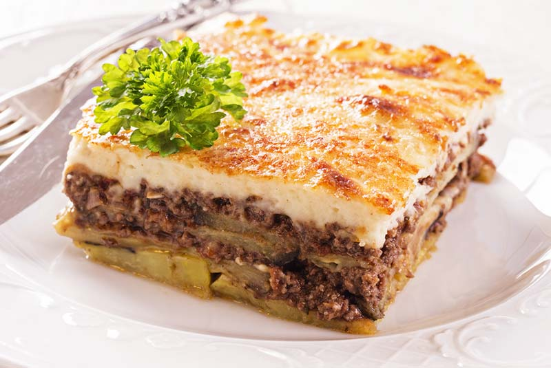غذاهای صربستانی - بهترین غذای صربستان