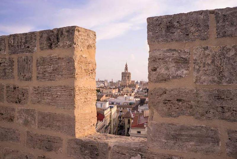 برج های سرانوس والنسیا