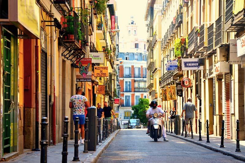 مراکز خرید مادرید اسپانیا