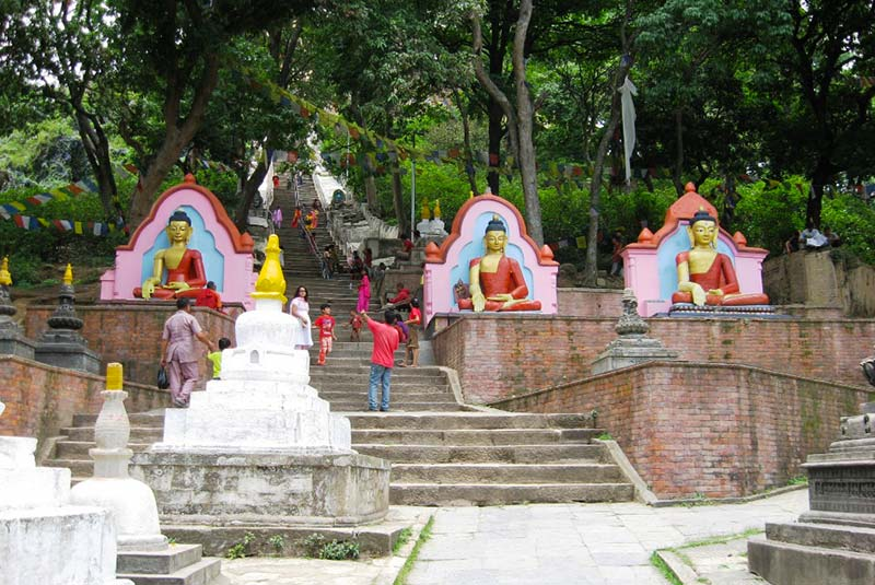 سوایامبونات کاتماندو | نپال