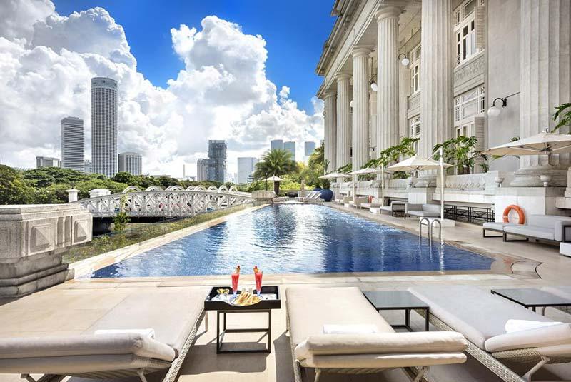 هتل فولرتون سنگاپور