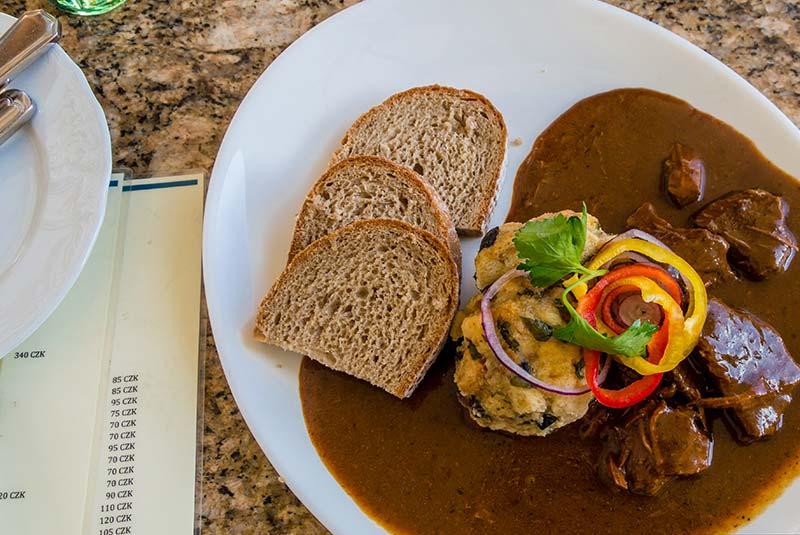 غذاهای معروف چک - پراگ