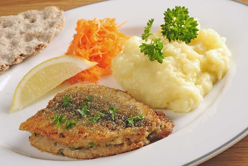 غذاهای سوئدی