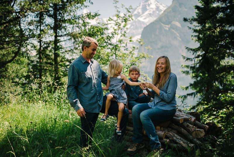 آداب و  رسوم سوئیسی ها